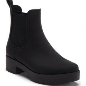 Jeffrey Campbell Platform Waterproof Boot NIB